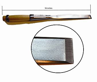 Fitted Socket Handle Barr Tools 2 Framing Chisel